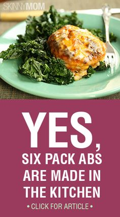 Here are 12 ab friendly foods to keep in your kitchen according to Women's Health Magazine.