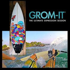 Congratulations to our December contest winners!  Board Art - Reilly Lovett from London UK Photo & Video - Rory Pascarlli  from Hawaii Thanks to everyone who voted and to all our entrants!  This month's contests are ON so get your Board Art Photo or Video entries in today at http://WWW.GROM-IT.COM...you just have to be 14 or older and you can enter any of our contests this month even if you've entered before. ALL BOARDSPORTS WELCOME: #surfing #longboarding #skateboarding #snowboarding…