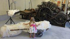 """""""Stia – Mini und Faszination Wolle im #Museum – #Toskana"""" - #Kinder und Kultur passt hervorragend zusammen, wie das geht, erfahrt Ihr hier im Post - ein Erfahrungsbericht über das Museo dell'Arte della Lana in Stia - ein wunderbares Museum! Post vom 27.07.14"""