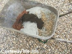Mix Ratios For Concrete Pavers