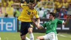 Bolivia vs. Colombia: día, hora y canal en La Paz por Eliminatorias.