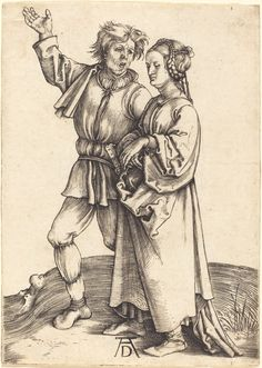Albrecht_Dürer_-_Peasant_and_His_Wife_(NGA_1943.3.3466).jpg (JPEG Image, 2136 × 3000 pixels)