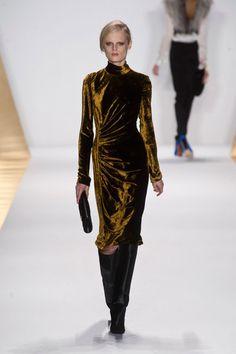 J. Mendel Runway | Fashion Week Fall 2013 Photos