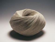 """""""Untitled"""" (2012) • Sakiyama Takayuki. Medium: ceramic; dimensions: 35 X 46.5 X 60 cm (13.8 X 18.3 X 26.3 in)."""
