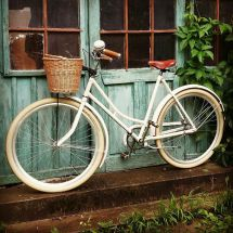 vintage bike retro kolo