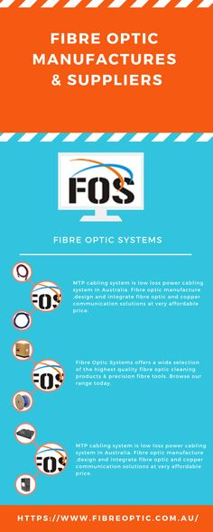 Fibre Optic Systems(FOS) is a fibre optic supplier & manufacturer in Australia, specialising in fibre optic cords, cables & fibre optic test equipment Fiber Optic Cable, Latest Technology, 15 Years, Communication, Passion, Detail, 15 Anos, Communication Illustrations