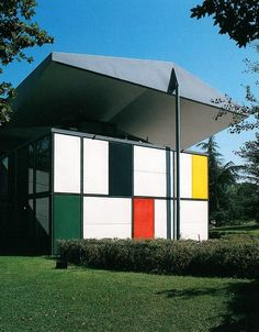 Le Corbusier, Heidi Weber Exhibition Pavilion, 1963-1967