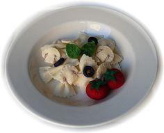 Pretend Play Kitchen - Farfalle Pasta, in Felt | by Hiromi Hughes