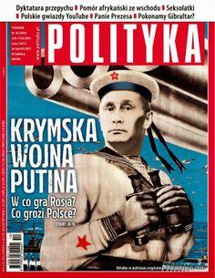 Książki i czasopisma na czytniki Kindle: Polityka e-wydanie mobi 10/2014 - Wojna Krymska 2?