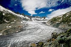 Rhône Glacier ice grotto | Alps, Valais, Switzerland