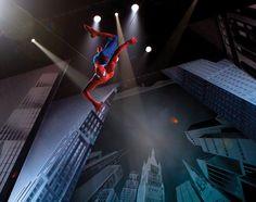 Spider Man Turn Off The Dark