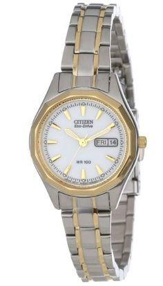 citizen women watch ew3144-51a eco drive