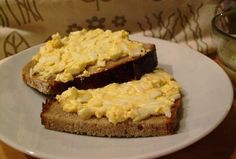 Krémová vajíčková pomazánka Pie, Desserts, Food, Torte, Tailgate Desserts, Cake, Deserts, Fruit Cakes, Essen