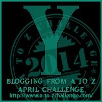 "Y is for ""You're not from around here, are you?""  #atozchallenge"