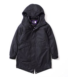 The North Face Purple Label - Detachable Lining Field Coat (Black)