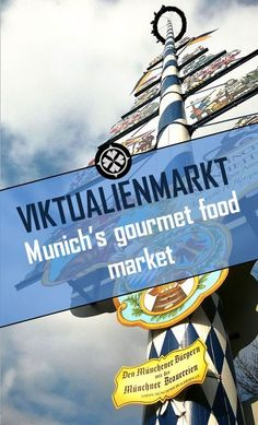 The Viktualienmarkt in Munich's ancient gourmet food market. It has been an active grocery market for a couple of centuries. These days u can still buy the choiciest bavarian food stuff there. But it is also home to one of Munich's famous beer gardens. Come here if you like to enjoy German beer and food culture