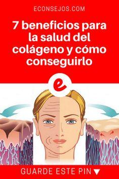 Colágeno beneficios | 7 beneficios para la salud del colágeno y cómo conseguirlo | A partir de los 35 años, la producción de colágeno naturalmente comienza a disminuir, lo que puede tener todo tipo de efectos negativos sobre el cuerpo, no sólo en la piel. Revisa los beneficiosdel colágeno que no conocías y cómo puedes dotarte de él de manera continua.