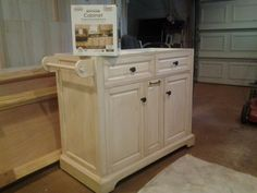 All done, Rust-oleum Cabinet Transformation, Quilter's White