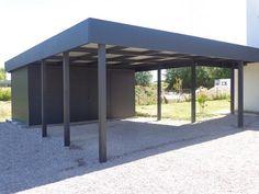 Carport Aluminium Concept construit et installe des carports en aluminium de…