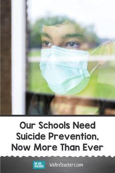 Kids Mental Health, Mental Health Issues, Professional Development For Teachers, School Leadership, Common Core Ela, Teaching Career, Dark Thoughts, School Community, Distinguish Between