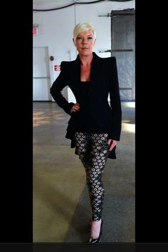 Tabatha Coffey  one of my style icons. I love everything she wears!!!