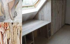 living room ideas – New Ideas Attic Loft, Attic Rooms, Wood Design, Room Inspiration, Entryway Tables, Master Bedroom, Kids Room, New Homes, Living Room