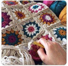 Blanket, Crochet, Hipster Stuff, Crochet Hooks, Blankets, Crocheting, Carpet, Thread Crochet, Hooks