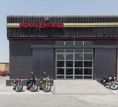 #Royal #Enfield inaugurates exclusive showroom in #Dubai – Report -