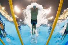What happened to Michael Phelps? Ryan Lochte blitzes everyone in 400 IM. (+video) - CSMonitor.com