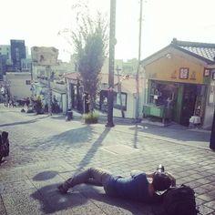.@Samantha Iaconi   이중섭거리   제주 서귀포 서귀 / 2013 11 09 /