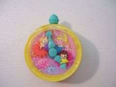 VINTAGE POLLY POCKET POCKET WATCH MCDONALDS