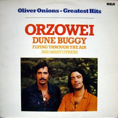 LP12 - Oliver Onions - Greatest Hits - Bud Spencer / Terence Hill - Datenbank