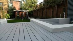 Tongue and groove flooring for decks |  no cracks WPC flooring #supplier in #dubai