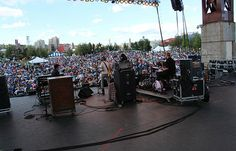 You'll enjoy listening to blues at Minnesota's most beautiful outdoor concert venue -- Bayfront Blues Festival in Duluth | Aug. 8-10