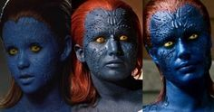 The Many Faces of Mystique