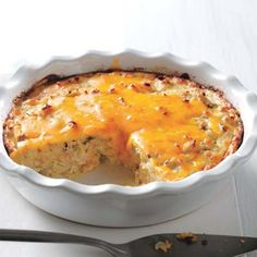Tuna Melt Pie from Rachel Ray Tuna Fish Recipes, Canned Tuna Recipes, Pie Recipes, Low Carb Recipes, Cooking Recipes, Recipies, Banting Recipes, Tuna Recipes For Dinner, Drink Recipes