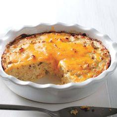 Tuna Melt Pie (Budget recipes)