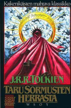 JRR Tolkien: Taru sormusten herrasta / The Lord of the Rings Beloved Book, Dearly Beloved, Fellowship Of The Ring, Lord Of The Rings, Oh Love, The Two Towers, Jrr Tolkien, Poster On, I Love Books