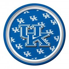"""Kentucky 7 """" Lunch Plates - 96 per case  Product # :414768  $18.37"""