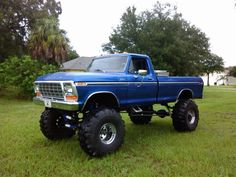 Ford 4x4