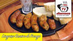 Como Fazer Linguiça Caseira de Frango - Tv Churrasco