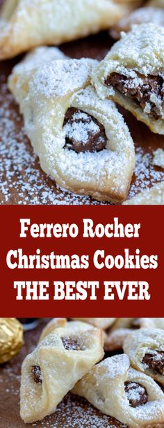 The best ever Christmas Cookie. You friends and family will love it so much! The best ever Christmas Cookie. You friends and family will love it so much! Chocolate Marshmallow Cookies, Chocolate Chip Shortbread Cookies, Toffee Cookies, Spice Cookies, Yummy Cookies, Holiday Cookies, Cool Cookies, Best Christmas Cookies, Almond Cookies