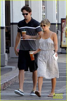 Kaley Cuoco Debuts Brand New Pixie Haircut! | kaley cuoco ryan sweeting spend sunday together 03 - Photo