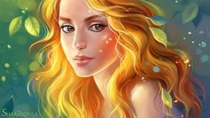summer girl by sharandula