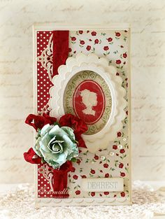 Absolutely LOVE this card that I saw on one of my favorite blogs:  justgivemestamps.typepad.com