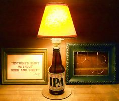 Hey, I found this really awesome Etsy listing at https://www.etsy.com/listing/150123472/lagunitas-beer-lamp-free-us-shipping