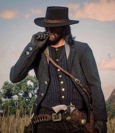 John Marston💙 from my instagram @mrsarthurmorgan Wild West Games, John Marston, Read Dead, Red Dead Redemption Ii, Rdr 2, Hot Cowboys, Western Pleasure, Victorian Steampunk, Ghost Rider