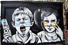 #ストリート写真 #ストリートアート  #ロンドン  #ストリートスナップ #落書きアート  #壁アート  #スタイル #orcacollective