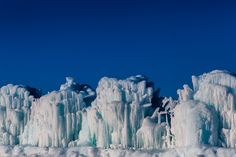 Edmonton Ice Castle Ice Castles, Stay In Bed, Explore, Outdoor, Outdoors, Outdoor Games, The Great Outdoors, Exploring