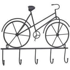 ΚΡΕΜΑΣΤΡΑ ΤΟΙΧΟΥ INART ΠΟΔΗΛΑΤΟ ΜΕΤΑΛΛΙΚΗ ΜΑΥΡΟ 5ΘΕΣEΙΣ 52Χ6Χ43CM Bicycle, Chandelier, Ceiling Lights, Home Decor, Bike, Candelabra, Decoration Home, Bicycle Kick, Room Decor